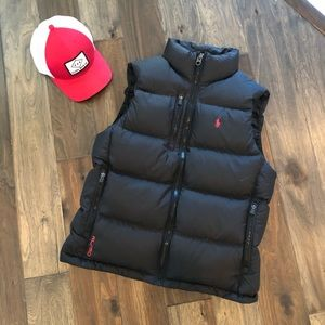 Ralph Lauren Polo Down Vest